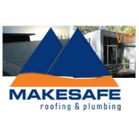 Makesafe Roofing and Plumbing Logo