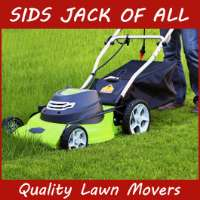 Sids Mowing Services Logo