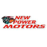 New Power Motors Logo