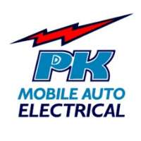 PK Mobile Auto Electrical Logo
