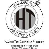 Hammertime Carpentry & Joinery Logo