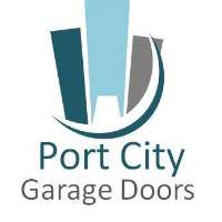 Port City Garage Doors Logo
