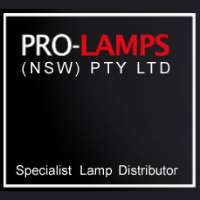 Pro-Lamps (NSW) PTY LTD Logo