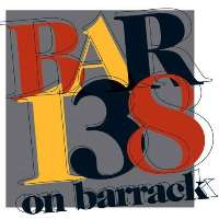 Bar 138 on Barrack Logo