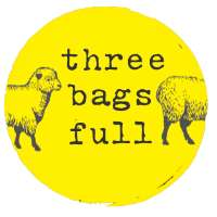 Three Bags Full Cafe Logo