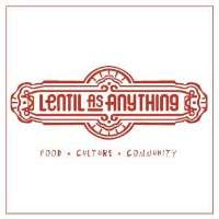Lentil As Anything (Abbotsford Convent) Logo