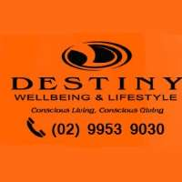 Destiny Wellbeing & Lifestyle Logo