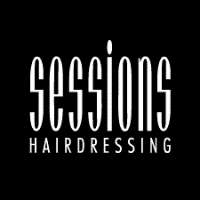 Sessions Hairdressing Logo