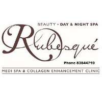Rubesque Medispa and Collagen Enhancement Clinic Logo