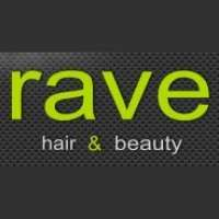 Rave Hair and Beauty Logo