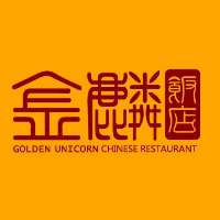 Golden Unicorn Chinese Restaurant Logo