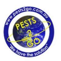 Pests 2 Go Logo
