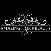 Amazing Hair and Beauty Logo