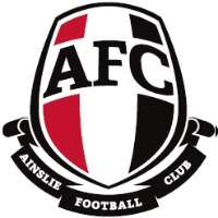 Ainslie Football & Social Club Logo