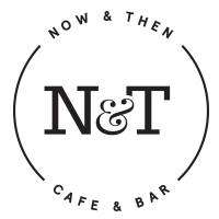 Now & Then Cafe Logo