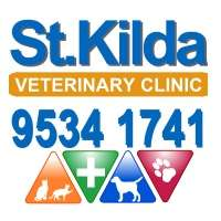 St Kilda Veterinary Clinic Logo