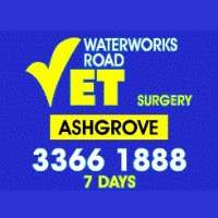 Waterworks Road Veterinary Surgery Logo