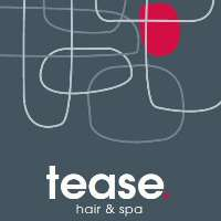 Tease Hair & Spa Logo