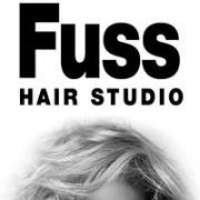 Fuss Hair Studio Logo