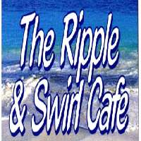The Ripple & Swirl Cafe Logo