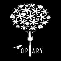 Topiary Tea House Logo