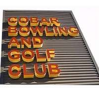 Cobar Bowling and Golf Club Logo