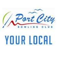 Port City Bowling Club Logo