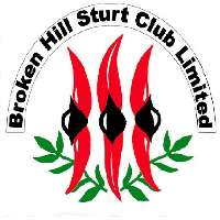 Broken Hill Sturt Club Logo