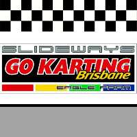 Slideways - Go Karting Brisbane Logo