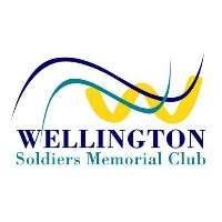 Wellington Soldiers Memorial Club Logo