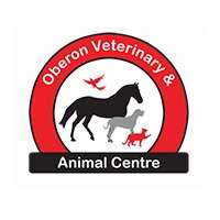 Oberon Veterinary and Animal Centre Logo