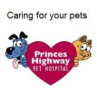 Princes Highway Vet Hospital Logo