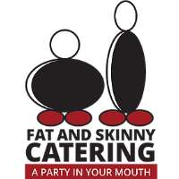 Fat And Skinny Catering Logo
