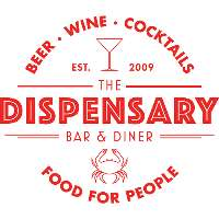 The Dispensary Enoteca Logo