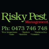 Risky Pest Management Logo
