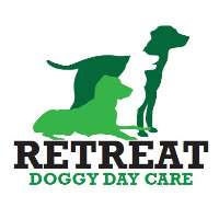 Retreat Doggy Day Care Logo