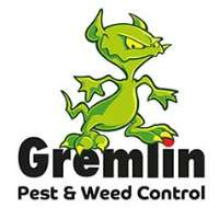 Gremlin Pest And Weed Control Logo
