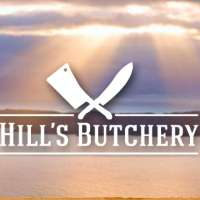 Hill's Butchery Logo