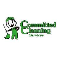 Committed Cleaning Services Logo
