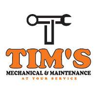 Tim's Mechanical & Maintenance Services Logo