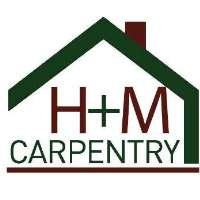 H&M Carpentry Logo