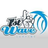 1st Wave Surfing Logo