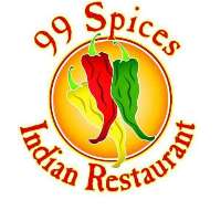 99 Spices Indian Restaurant Logo