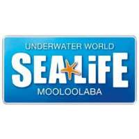 Underwater World SEA LIFE Aquarium Logo
