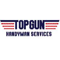 Top Gun Handyman Services Logo
