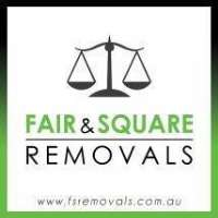 Fair & Square Removals Logo