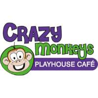 Crazy Monkeys Playhouse Cafe Logo