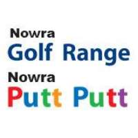 Nowra Golf Range and Putt Putt Centre Logo