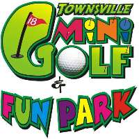 Townsville Mini Golf Logo