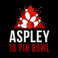 Aspley 10 Pin Bowl Logo